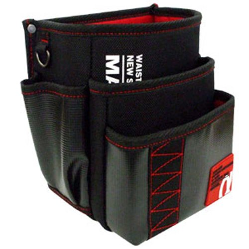 WAIST GEAR 腰袋三段タイプ レッド MDP-93AR