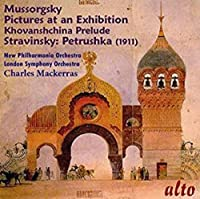 Mussorgsky/Stravinsky: Picture