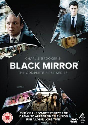 Charlie Brooker's Black Mirror - Series 1 [DVD] by Rory Kinnear