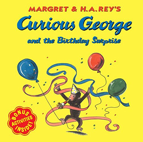Curious George and the Birthday Surpriseの詳細を見る