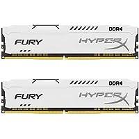 キングストン Kingston デスクトップ オーバークロックPC用メモリ DDR4-2666 8GBx2枚 HyperX FURY CL16 1.2V HX426C16FW2K2/16 永久保証