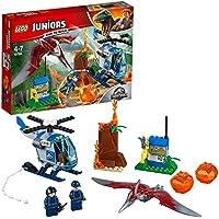 レゴ(LEGO)ジュニア プテラノドンの脱出 10756