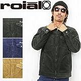 ROIAL ロイアル メンズ ジャケット OW482 LANEY コーデュロイジャケット アウター 防寒
