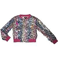 JoJo Siwa Girls Square Sequin Jacket 4-16