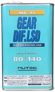 NUTEC(ニューテック) ギヤオイル RACE OIL NC-71 RACE OIL 80w140