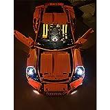 LED照明セットfor LEGO 42056ポルシェ911gt3RSモデルBuilding Blocks Toy (モデルセットは含まない)