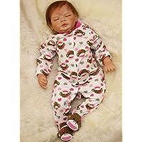 新生児ベビーガール人形ソフトビニールReborn Babies Nursery Toys Lifelike Premie Look Real Fake Kids Playmateギフト
