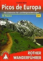 Picos de Europa: Die schoensten Tal- und Bergwanderungen. 50 Touren. Mit GPS-Tracks