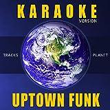 Uptown Funk (Karaoke Version)