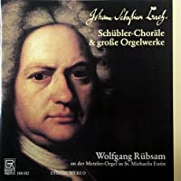 Bach: Organ Works Bwv 645