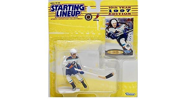 Zigmund Palffy Action Figure Starting Lineup 1997 Edition Hockey Sports Superstar Collectible
