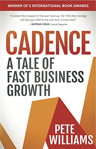 amazon cadence a tale of fast business growth english edition