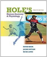 Hole's Human Anatomy & Physiology【洋書】 [並行輸入品]