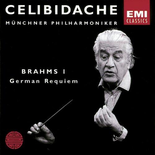 ブラームス:交響曲第1番、「ドイツ・レクイエム」/Brahms: German Requiem Symphony no.1