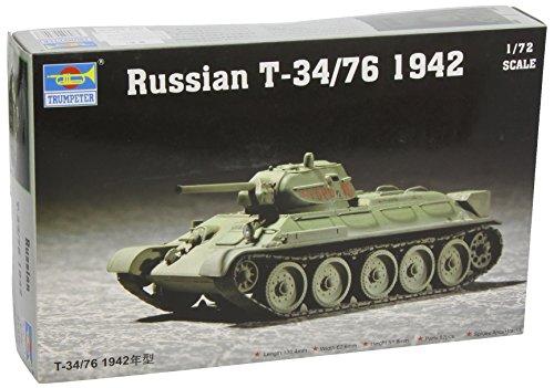 1/72 ソビエト軍 T-34 76 1942年型