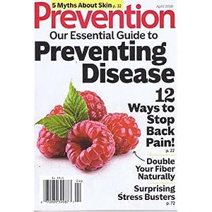 Prevention [US] April 2018 (単号)