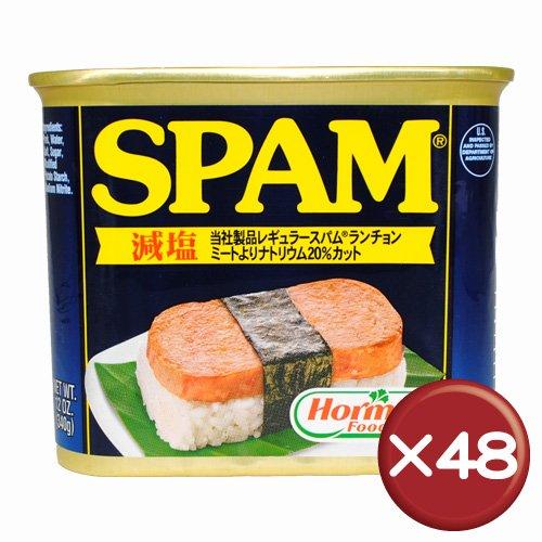 スパム減塩(48缶セット)