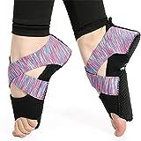 Lixada Yoga Sock Women Half Toe Grip Non-Slip for Yoga Pilates Training Shoes