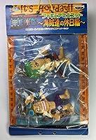 ゾロ& Usopp–One Piece最初HolidayツインFigure Mascot Fasteners