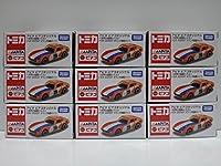 アピタ ピアゴ 限定 オリジナル 世界の国旗 トミカ トヨタ2000GT オランダ国旗タイプ 9台セット