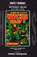 Witches Tales: # 4: Harvey Horrors Collected Works