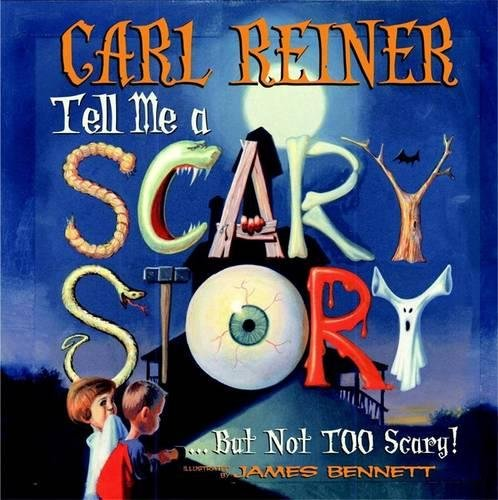 Tell Me a Scary Story...But Not Too Scary! (Book & CD)の詳細を見る