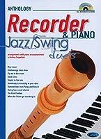 Jazz Swing Duets for Recorder & Piano / リコーダーとピアノのための ジャズ・スウィング・デュエット