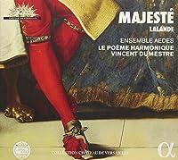 MAJESTÉ-陛下 ドラランド:ルイ14世を讃える作品集