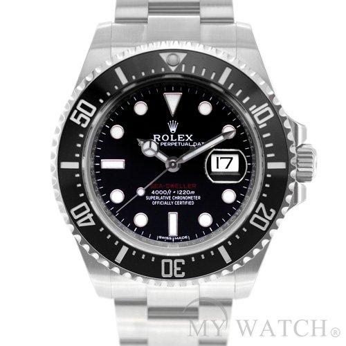 ロレックス シードゥエラー 126600 ブラック メンズ 腕時計 [並行輸入品]
