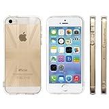 Highend berry iPhone 5 5s 2014年 モデル ストラップ ホール 保護キャップ 一体型 ソフト TPU ケース ユニオンジャック