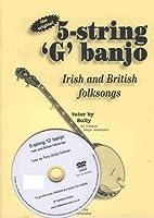 5-string 'G' Banjo Irish and British Folksongs