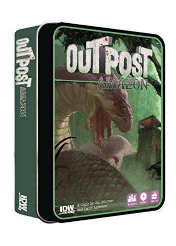 IDWゲームOutpost : Amazonサバイバルホラーゲーム