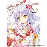 Angel Beats! かなで 着物 B2タペストリー 横幅約51cm×高さ約72cm