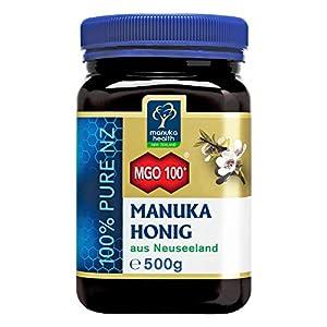 マヌカハニーMGO 100+(500g)