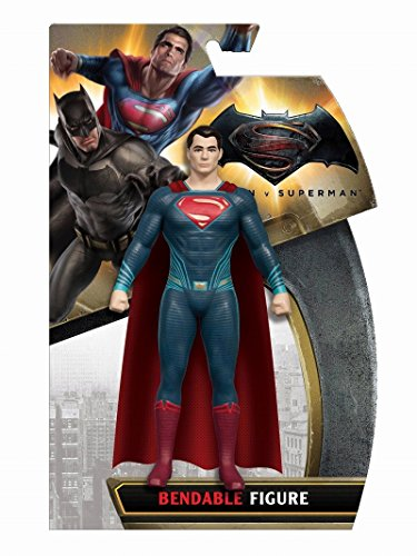 バットマン vs スーパーマン ジャスティスの誕生 スーパーマン 5.5インチ ベンダブルフィギュア