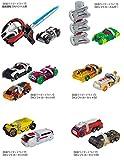 仮面ライダードライブ DXハンドル剣 + DXシフトカーセット01~04+ホルダー⑥点セット