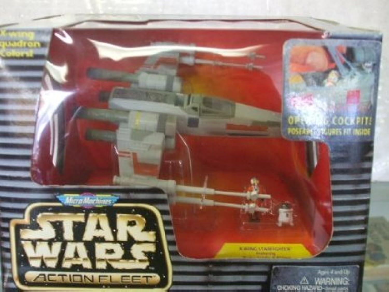 Star Wares Action Fleet X-wing Squadron(並行輸入)