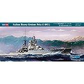 ホビーボス 1/350 艦船シリーズ イタリア重巡洋艦ポーラ