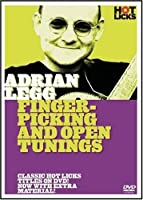 Fingerpick & Open Tuning [DVD] [Import]