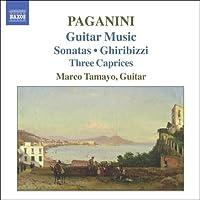パガニーニ:ギター作品集