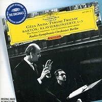 Bartok: Piano Concerto 1-3