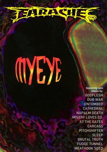 Earache My Eye [DVD] [Import] Carcass Entombed Godflesh Napalm Death Earache Records