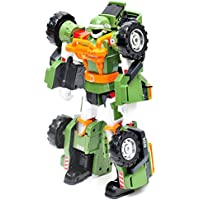 [Young Toys] トボッ変身ロボット 玩具ロボット Tobot Taekwon K Transforming Toy Robot  (海外直送品)