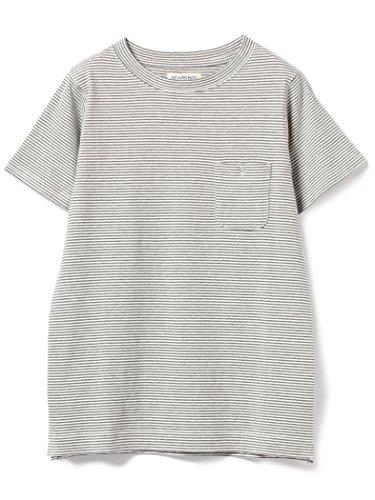 (ビームスボーイ) BEAMS BOY / ミジンコ ボーダー ポケット Tシャツ 18 13040548