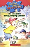 The Case of the Frog-jumping Contest (Jigsaw Jones Mystery)