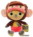 One Piece Film Gold Monkey Tony Chopper Authentic Stuffed Plush Doll 25cm
