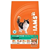 Iams Cat Food Adult Hairball 1+ Rich in Chicken...
