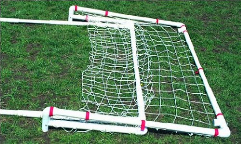 GOAL SFPT46 Folding Plastic Telescoping Soccer Goal