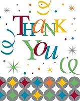 Celebrate In Style Thank You - 8/Pkg. [並行輸入品]