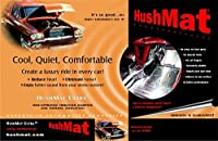 HushMat 681114 Sound and Thermal Insulation Kit (1976-1981 Honda Accord - Trunk) [並行輸入品]